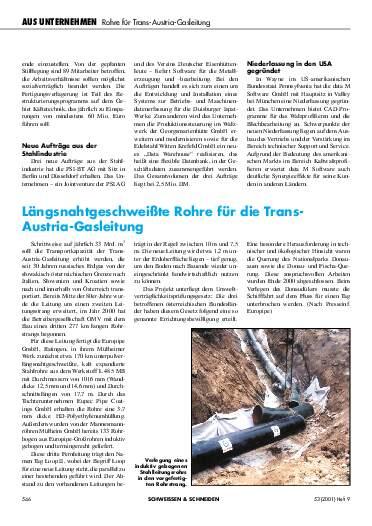 Ausgabe 9 (2001) Seite 546
