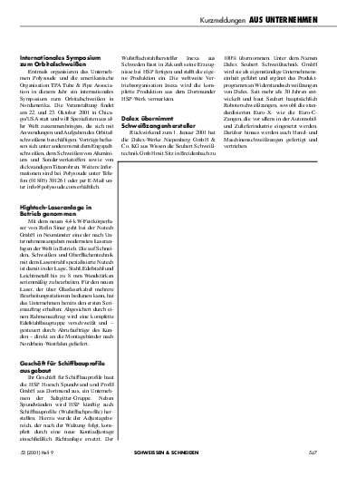 Ausgabe 9 (2001) Seite 547