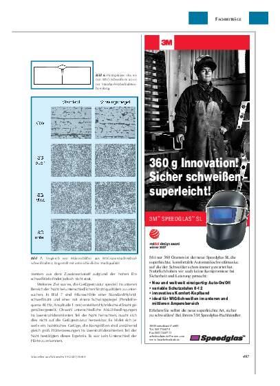 Ausgabe 9 (2007) Seite 497