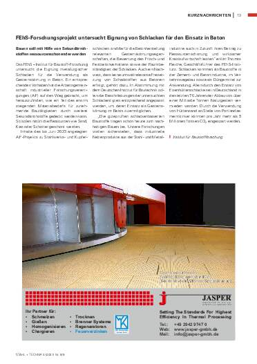 Ausgabe 8/9 (2021) Seite 13
