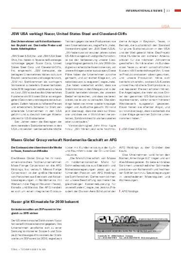 Ausgabe 8/9 (2021) Seite 23