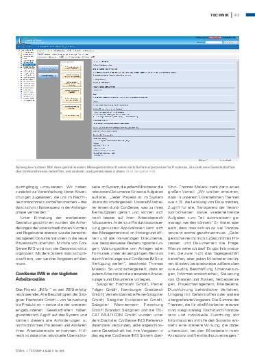 Ausgabe 8/9 (2021) Seite 43