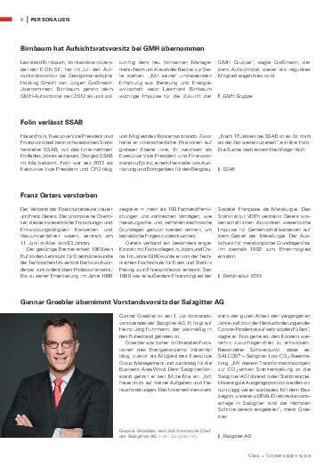 Ausgabe 8/9 (2021) Seite 6