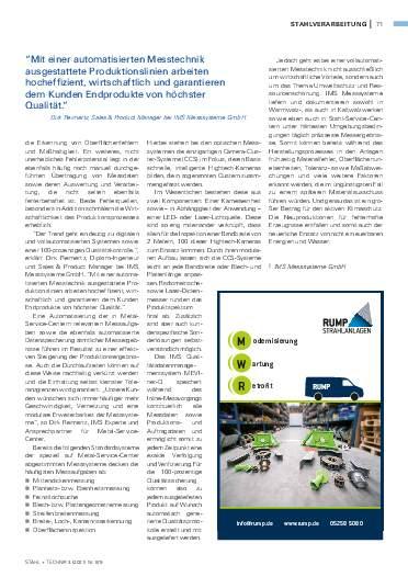 Ausgabe 8/9 (2021) Seite 71