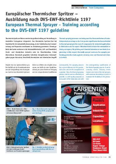 Ausgabe 1 (2008) Jahrgang 1 Page 19
