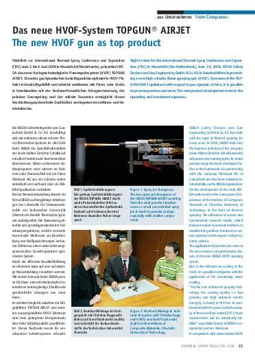 Ausgabe 1 (2008) Jahrgang 1 Page 23