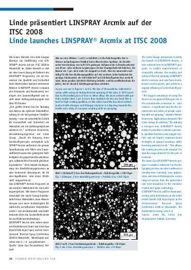 Ausgabe 1 (2008) Jahrgang 1 Seite 26