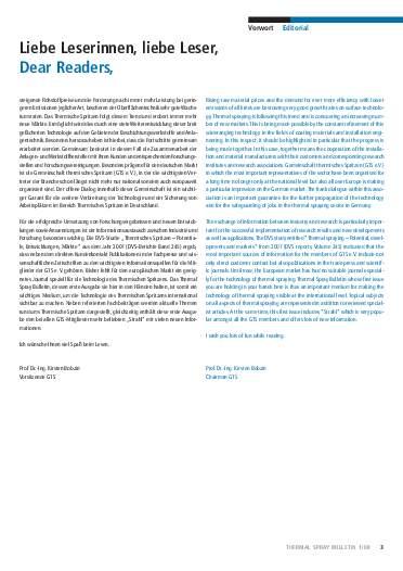 Ausgabe 1 (2008) Jahrgang 1 Page 3