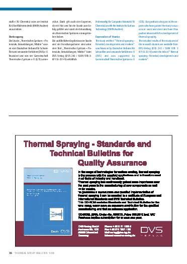 Ausgabe 1 (2008) Jahrgang 1 Seite 36