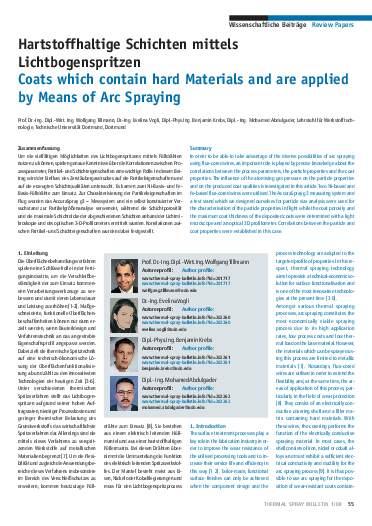 Ausgabe 1 (2008) Jahrgang 1 Page 55