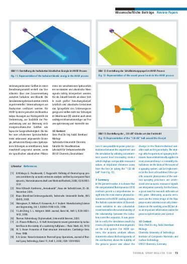 Ausgabe 1 (2008) Jahrgang 1 Page 73
