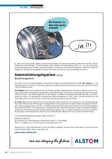 Ausgabe 1 (2008) Jahrgang 1 Page 80