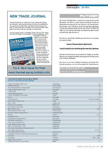 Ausgabe 1 (2008) Jahrgang 1 Page 81