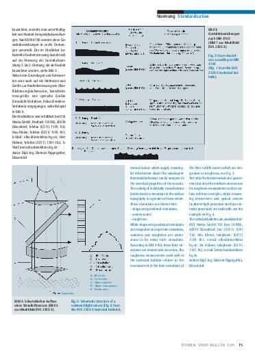 Ausgabe 1 (2009) Jahrgang 2 Page 15