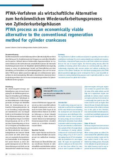 Ausgabe 1 (2009) Jahrgang 2 Seite 22