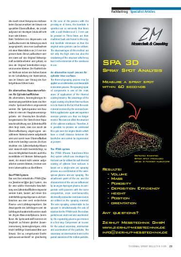 Ausgabe 1 (2009) Jahrgang 2 Page 23