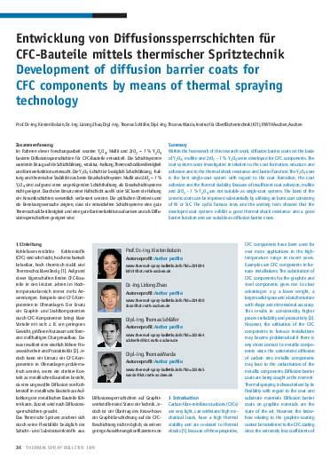 Ausgabe 1 (2009) Jahrgang 2 Seite 34