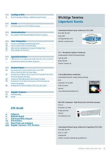 Ausgabe 1 (2009) Jahrgang 2 Seite 5