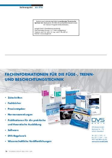 Ausgabe 1 (2009) Jahrgang 2 Page 78