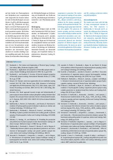 Ausgabe 1 (2010)  Jahrgang 3 Page 18