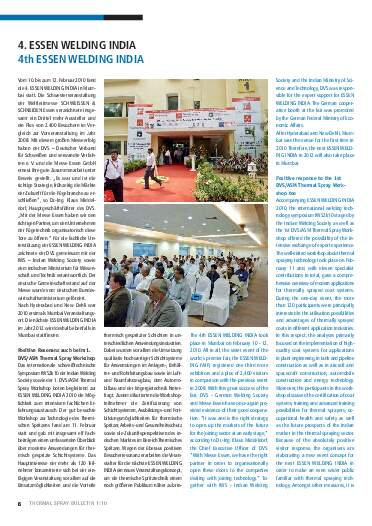 Ausgabe 1 (2010)  Jahrgang 3 Seite 6