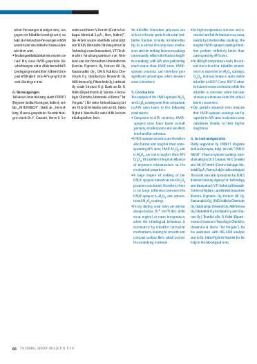Ausgabe 1 (2010)  Jahrgang 3 Page 66