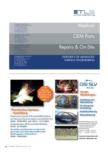 Ausgabe 1 (2010)  Jahrgang 3 Seite 68