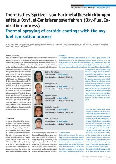Ausgabe 1 (2010)  Jahrgang 3 Page 69