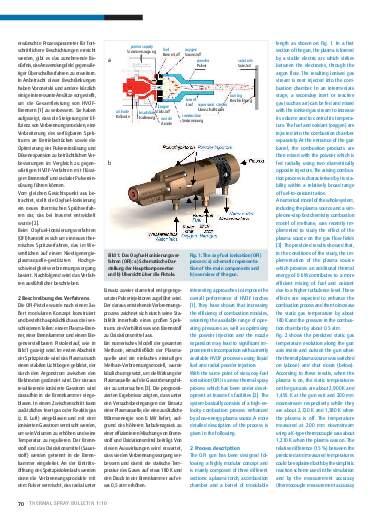 Ausgabe 1 (2010)  Jahrgang 3 Page 70
