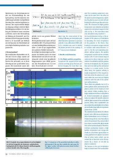 Ausgabe 1 (2010)  Jahrgang 3 Page 72