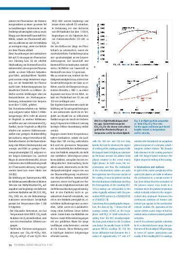 Ausgabe 1 (2010)  Jahrgang 3 Page 74