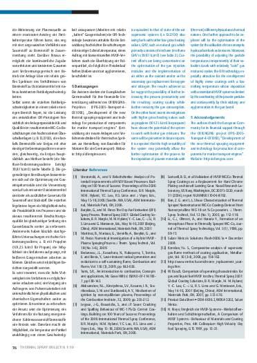 Ausgabe 1 (2010)  Jahrgang 3 Page 76