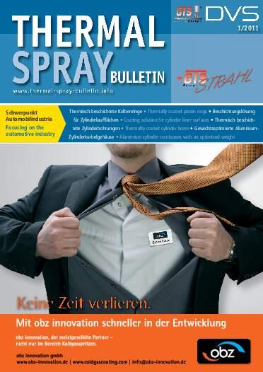 Ausgabe 01 (2011) Jahrgang 4 Seite 1