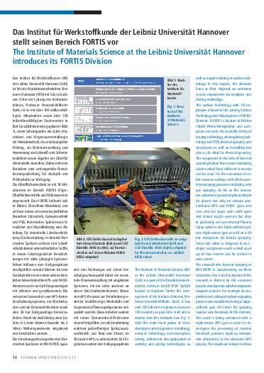 Ausgabe 01 (2011) Jahrgang 4 Seite 14