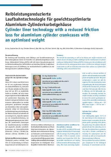 Ausgabe 01 (2011) Jahrgang 4 Seite 30