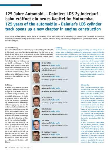 Ausgabe 01 (2011) Jahrgang 4 Seite 46