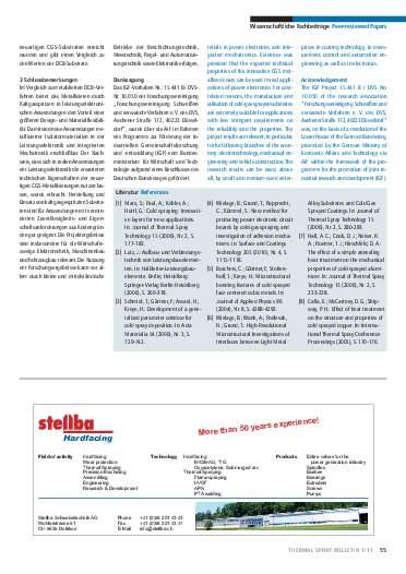 Ausgabe 01 (2011) Jahrgang 4 Page 55