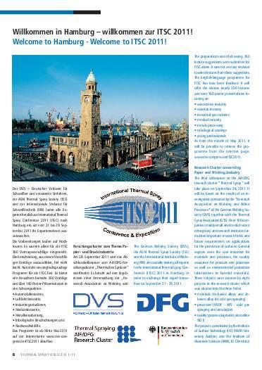 Ausgabe 01 (2011) Jahrgang 4 Seite 6
