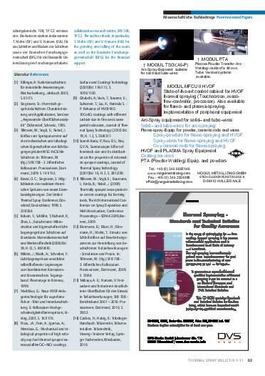 Ausgabe 01 (2011) Jahrgang 4 Page 63