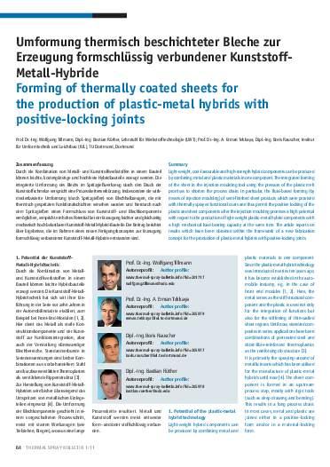 Ausgabe 01 (2011) Jahrgang 4 Seite 64