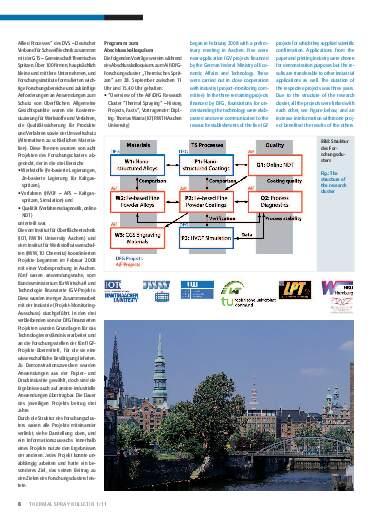 Ausgabe 01 (2011) Jahrgang 4 Seite 8