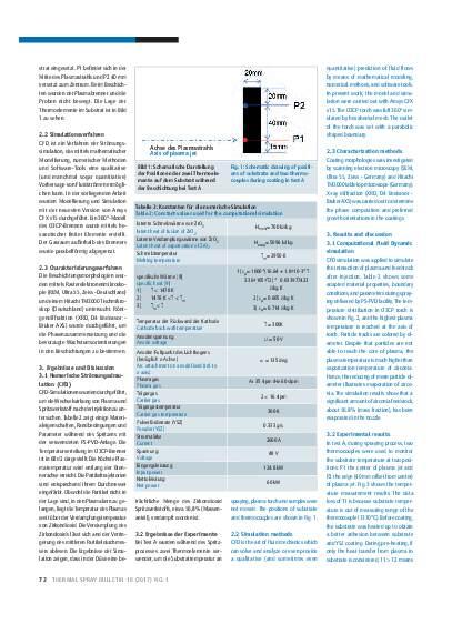 Ausgabe 01 (2017) Jahrgang 10 Page 72
