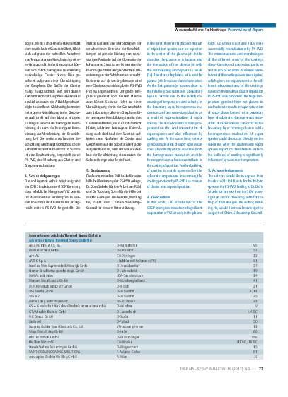 Ausgabe 01 (2017) Jahrgang 10 Page 77