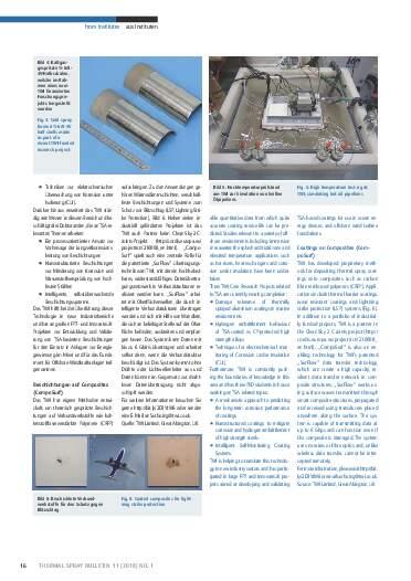 Ausgabe 01 (2018) Jahrgang 10 Seite 16