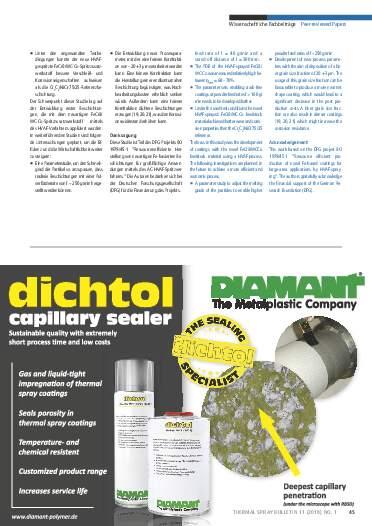 Ausgabe 01 (2018) Jahrgang 10 Seite 45