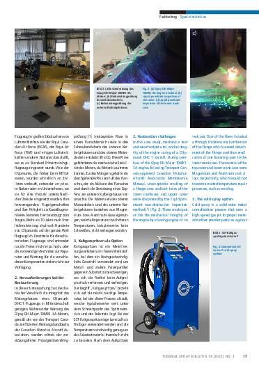 Ausgabe 01 (2021) Jahrgang  14 Seite 17