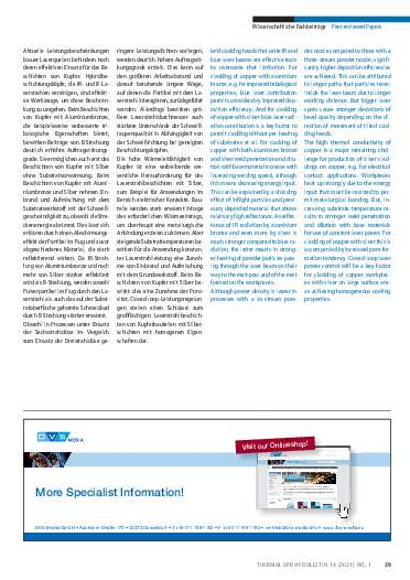 Ausgabe 01 (2021) Jahrgang  14 Seite 39