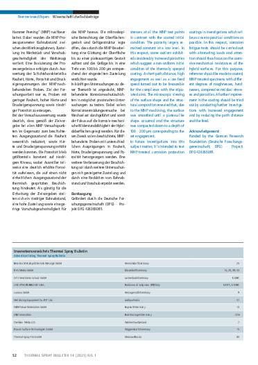 Ausgabe 01 (2021) Jahrgang  14 Seite 52