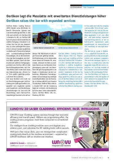 Ausgabe 01 (2021) Jahrgang  14 Seite 9