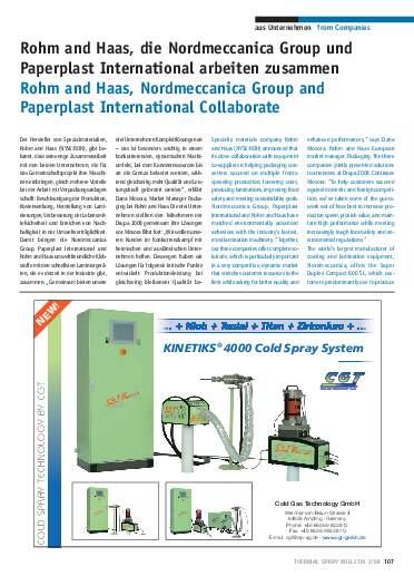 Ausgabe 2 (2008) Jahrgang 1 Page 107
